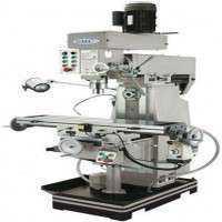 Vertical Milling Machine Manufacturers