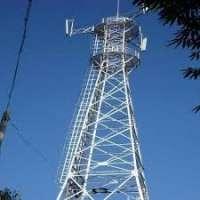Galvanized Telecom Tower Manufacturers
