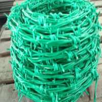 PVC Coated Barbed Wire Manufacturers