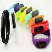 Silicone Wristband Watches Manufacturers