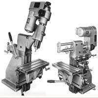 Milling Machine Tools Manufacturers