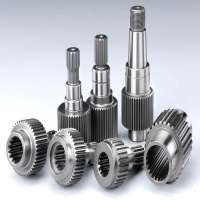 Forged Shafts Manufacturers