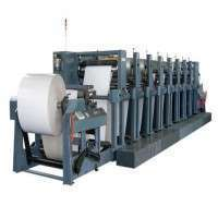 Wide Web Flexo Printing Machine Manufacturers