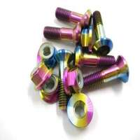 Titanium Bolts Manufacturers