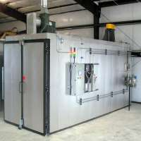 Powder Coating Ovens Manufacturers