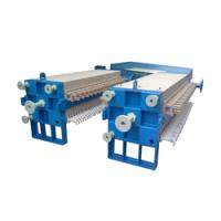 PP Filter Press Manufacturers