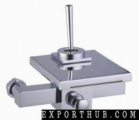 single handle waterfall shower&ampbathtub faucet