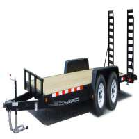 平板拖车 制造商