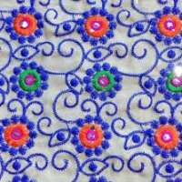 Embroidery Job Work Manufacturers