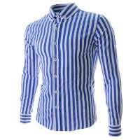 Mens Striped Shirts Manufacturers