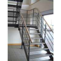 Mild Steel Staircase Manufacturers