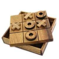 木制游戏 制造商
