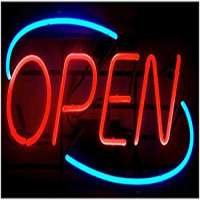 Open Neon Sign Manufacturers