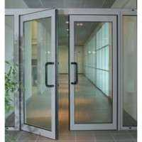 Steel Glass Door Manufacturers