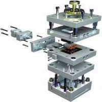 Injection Moulding Dies Manufacturers