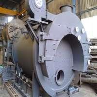 Oil Cum Gas Steam Boiler Manufacturers