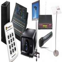 Audio Visual Equipments Manufacturers