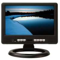 Flat Portable LCD TV Manufacturers