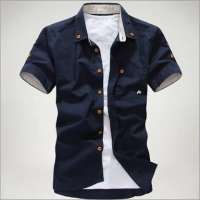 Half Sleeve Mens Shirt Importers