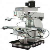 Vertical Milling Machine Manufacturers