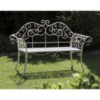 钢花园椅 制造商