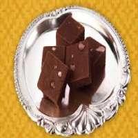 巧克力Burfi 制造商
