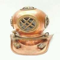老式潜水员头盔 制造商