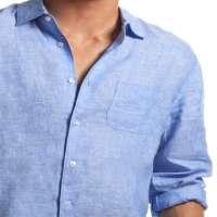 男士亚麻衬衫 制造商