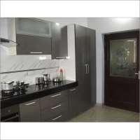 Acrylic Modular Kitchen Manufacturers
