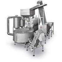 Dried Fruit Roasting Machine Manufacturers
