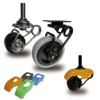 Shock Absorbing Casters Manufacturers