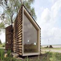Prefabricated Wooden House Manufacturers