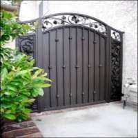 Wrought Iron Gates Manufacturers