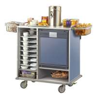 Room Service Trolley Manufacturers