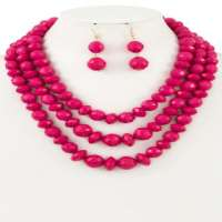 Beaded Necklace Set Manufacturers