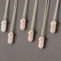 Quartz Necklace Manufacturers