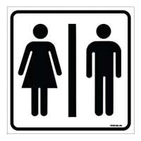 Toilet Sign Board Manufacturers