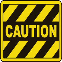 Caution Sign Manufacturers