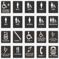 ADA Compliant Signs Manufacturers