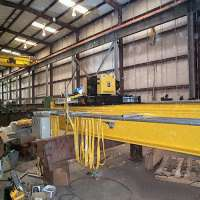 Crane Fabrication Services Manufacturers