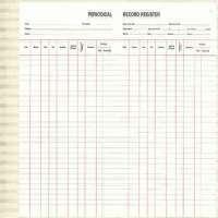 Accession Register Manufacturers