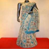 Printed Chiffon Saree Manufacturers