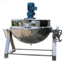 Starch Paste Kettle Manufacturers