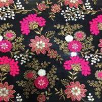 Embroidered Fabrics Manufacturers