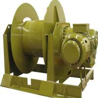 Drum Winches Manufacturers