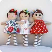 手工娃娃 制造商