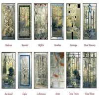 Decorative Window Glass Manufacturers