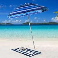 海滩花园伞 制造商