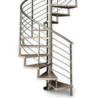 Steel Stairs Manufacturers