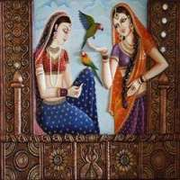 Jharokha绘画 制造商